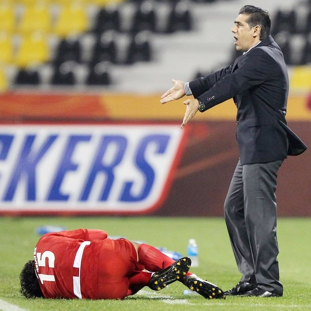 با قطبی در جام 2011