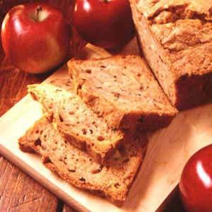 آشنایی با روش تهیه نان سیب