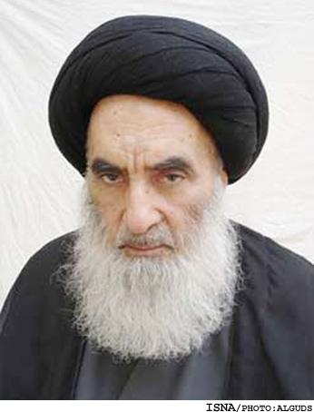 آیت الله علی سیستانی