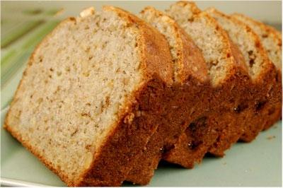 آشنایی با روش تهیه نان موز