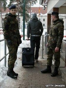 خدمت نظام وظیفه اجباری در آلمان لغو شد