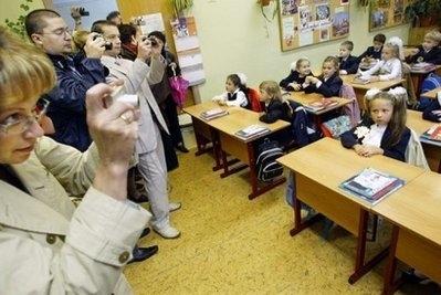 همهگیری آنفلوآنزا مدارس روسیه را تعطیل کرد