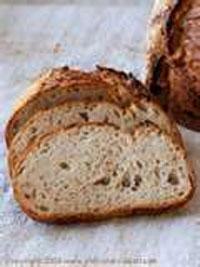 آشنایی با روش تهیه نان سیب زمینی برشته