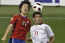 فوتبال ایران کره