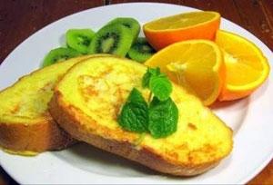 آشنایی با روش تهیه نان تست فرانسوی