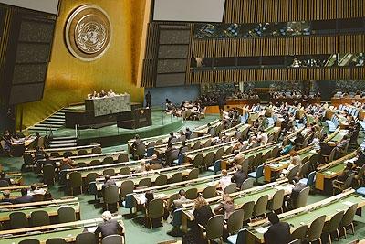آشنایی با مجمع عمومی سازمان ملل متحد