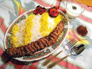 آشنایی با روش تهیه چلوکباب کوبیده مخصوص
