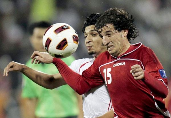 گزارش تصویری پیروزی ایران در مقابل امارات