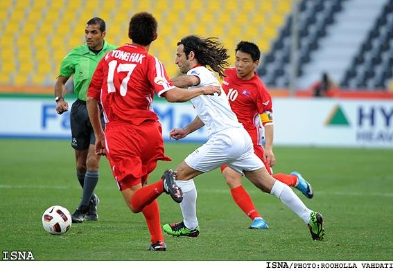 فوتبال آسیا ایران