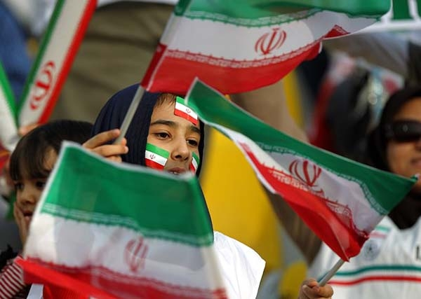 گزارش تصویری بازی ایران - کرهشمالی