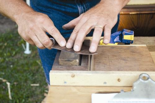 صنایع دستی - چاقوسازی