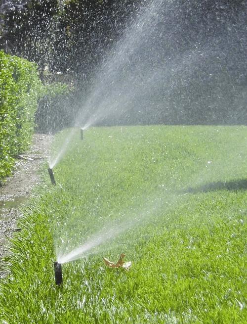 آبیاری - کشاورزی