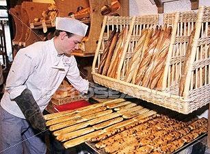 نانواهای پاریسی پول نمیگیرند