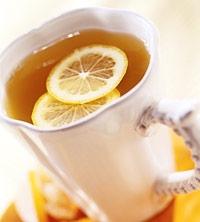 چای لیمو دارچین