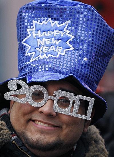 تصاویری از جشنهای آغاز سال 2011