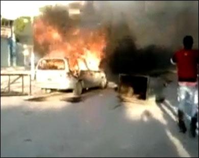 ادامه ناآرامیها در تونس