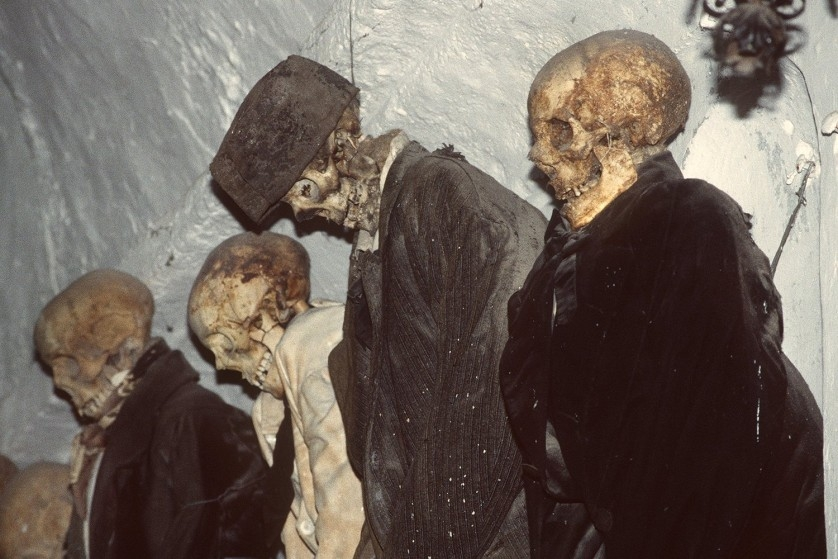ورود به دنیای مردگان پالرمو