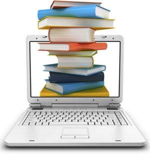 آشنایی با کتابخانه مجازی