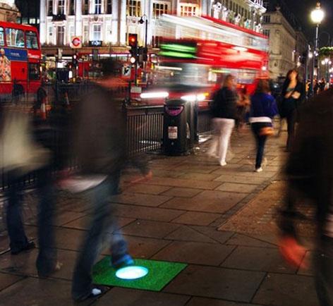پیاده رو در لندن