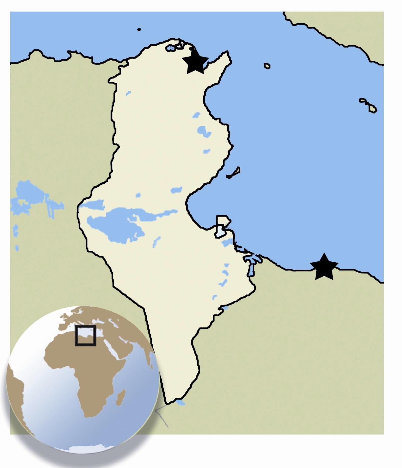 تونس در یک نگاه