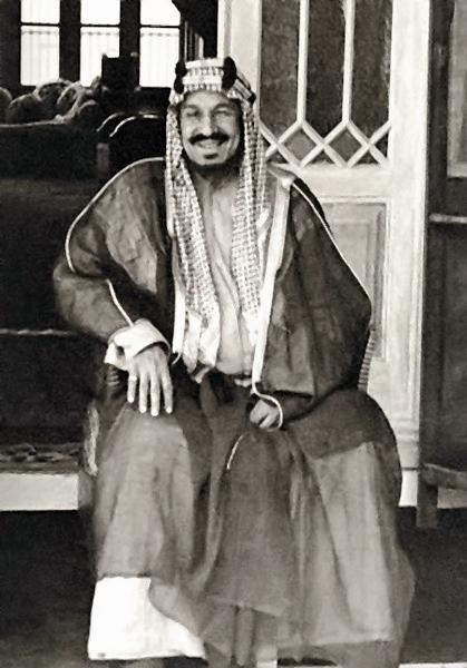 ملک عبدالعزیز بن سعود