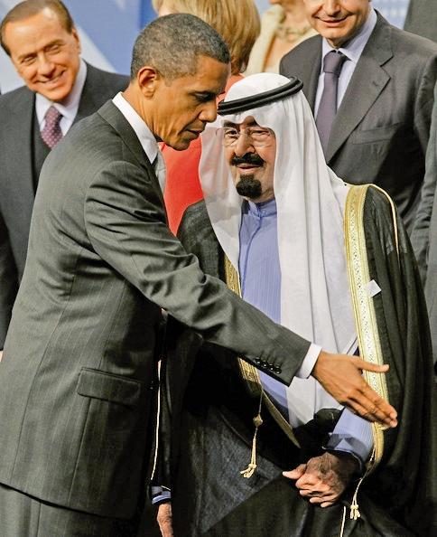آینده روابط عربستان و آمریکا