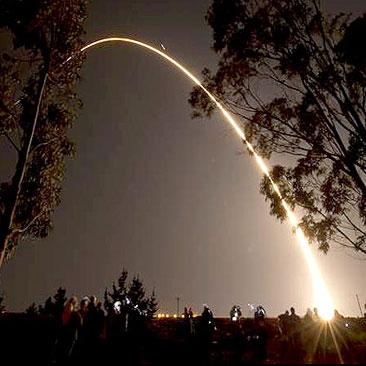 پرتاب ماهواره NPP