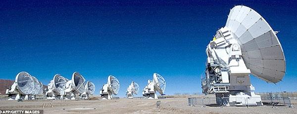 رادیو تلسکوپ آلما آغازگر دوران طلایی علم نجوم
