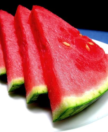 هندوانه ناراحتی قلبی را کاهش میدهد