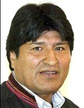 توطئه آمریکا برای سرنگونی دولت قانونی بولیوی