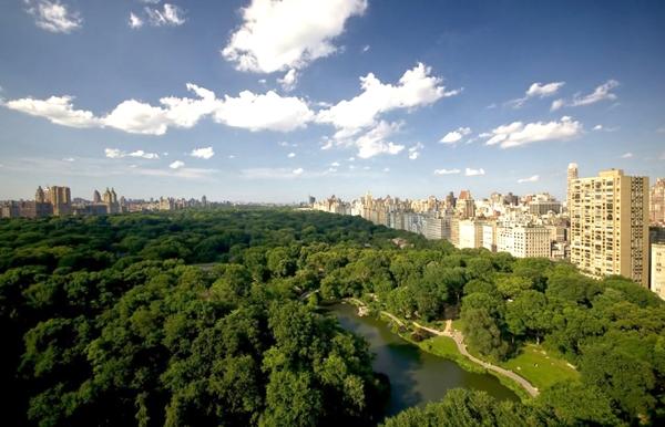 آشنایی با پارک مرکزی نیویورک - آمریکا