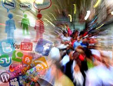 درآمدهای میلیاردی فضای مجازی