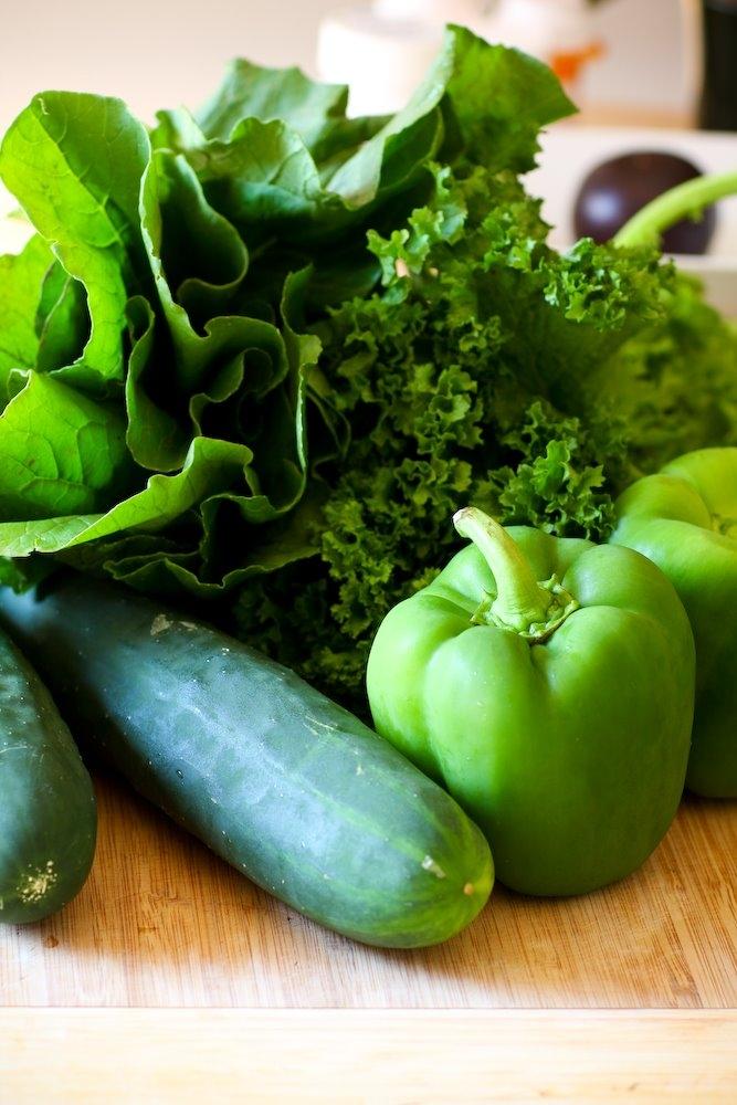 تقویت سیستم ایمنی بدن با سبزیجات سبزرنگ