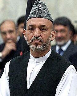 حامد کرزای
