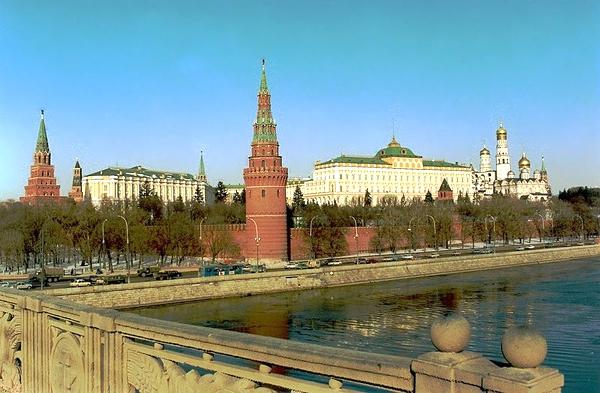 آشنایی با کاخ کرملین - روسیه