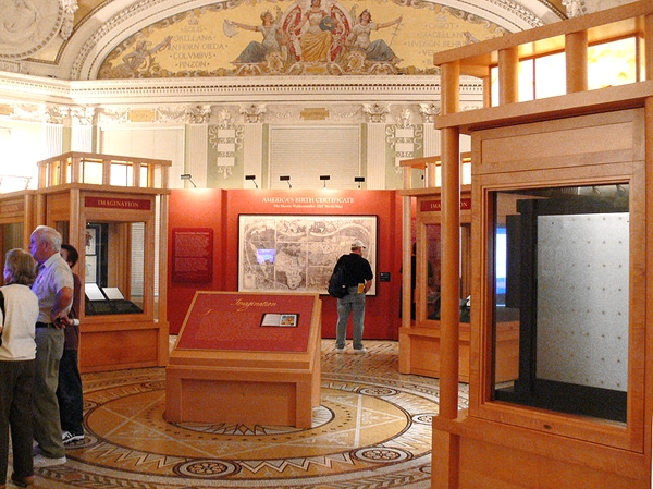 آشنایی با کتابخانه کنگره آمریکا