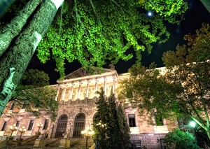 آشنایی با کتابخانه ملی اسپانیا