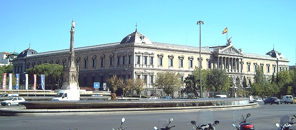 کتابخانه ملی اسپانیا