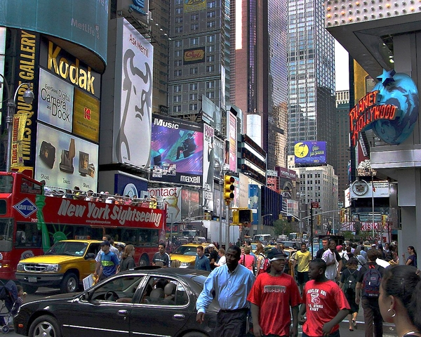 آشنایی با نیویورک - آمریکا