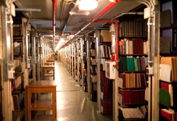 آشنایی با کتابخانه ملی روسیه