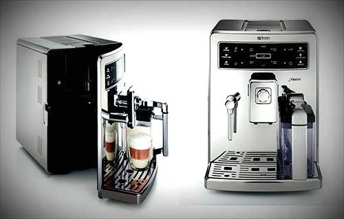 دستگاه قهوهساز Saeco Xelsis Digital ID
