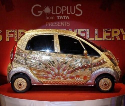 خودروهای جواهر نشان هند
