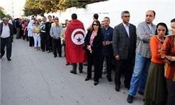 پیشی گرفتن حزب النهضه تونس از دیگر گروهها درانتخابات