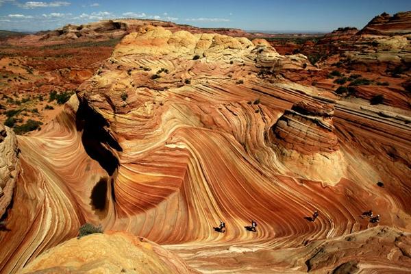 آشنایی با صخره ویو - آمریکا