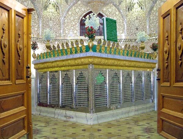 آشنایی با آرامگاه امامزاده آقاعلی عباس و شاهزاده محمد - اصفهان