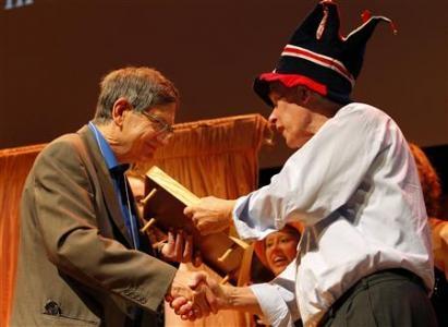 برندگان جایزه ایگ نوبل معرفی شدند