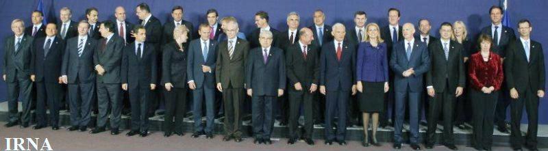 تشدید اختلافات سران اتحادیه اروپا برای نجات یورو