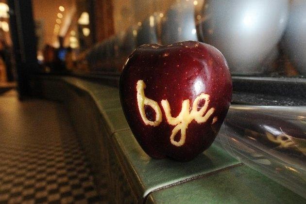 سیب برای استیو جابز