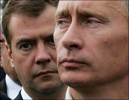 پیشنهاد مدودوف برای گسترش دولت روسیه