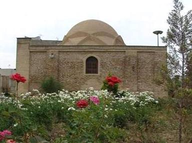 آشنایی با بقعه جوانمرد قصاب - تهران